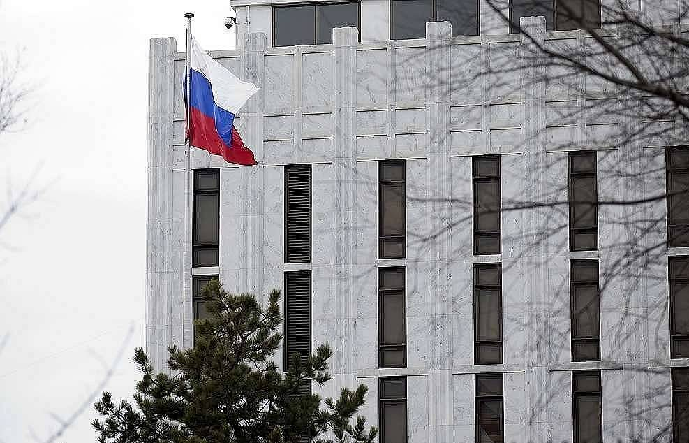 Russian embassy in US prepares report on Russia's alleged 2016 election meddling