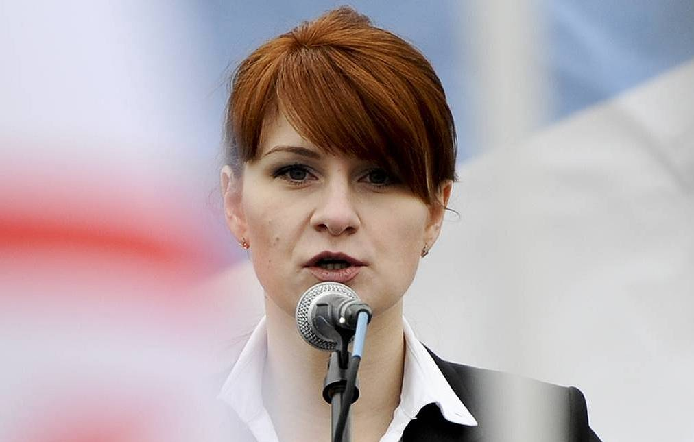 Russian embassy in US sends note of protest due to court's verdict on Butina case