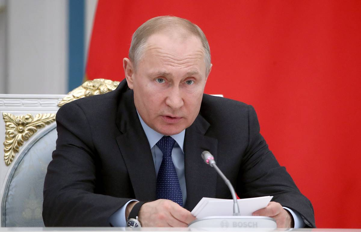 Press review: Putin sends signal on INF and Russia, US, Israel to talk Mideast security