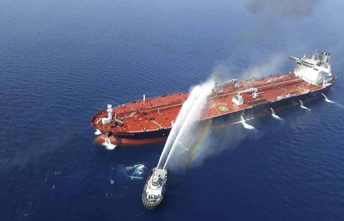 Press review: Who's behind the Gulf tanker attacks and Serbia could send troops to Kosovo