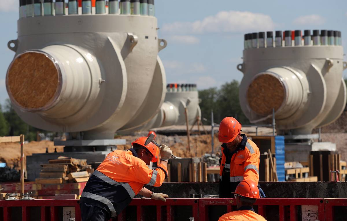 No legal grounds to suspend Nord Stream-2 construction - Russian senior security official