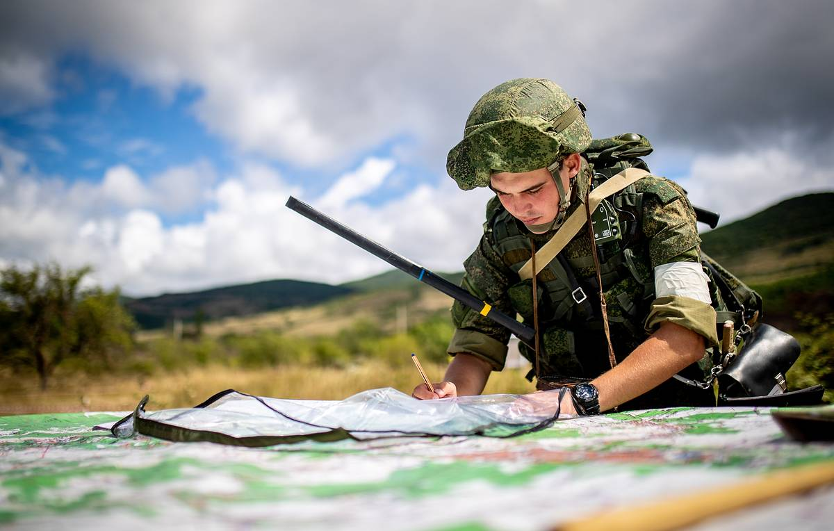 Russian servicemen arrive in Mongolia to take part in joint drills