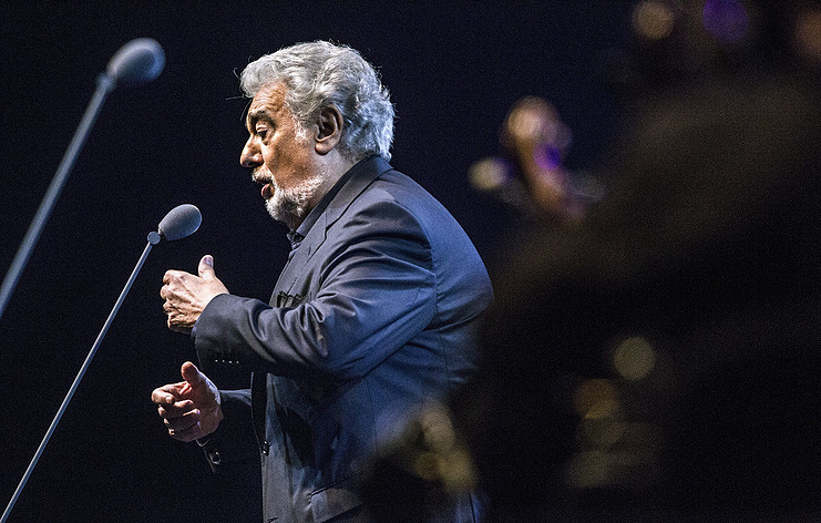 Placido Domingo to perform with Russian conductor Yuri Bashmet in Moscow