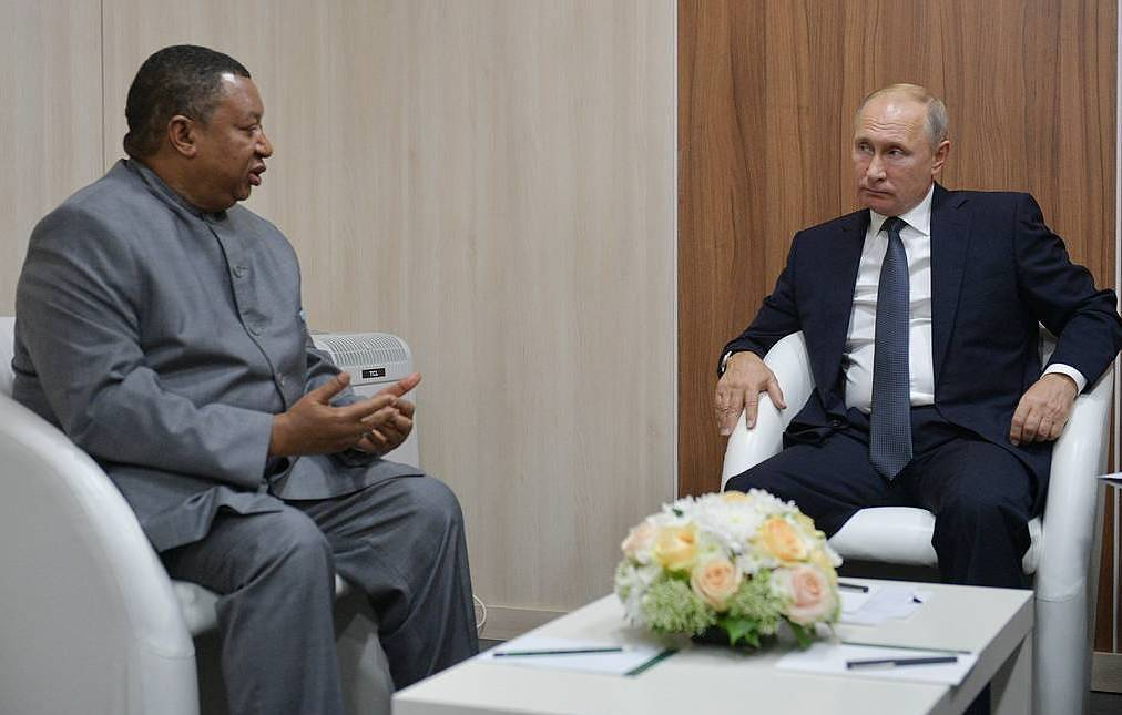 Putin-OPEC dialogue likely at Moscow energy forum in October, says Kremlin