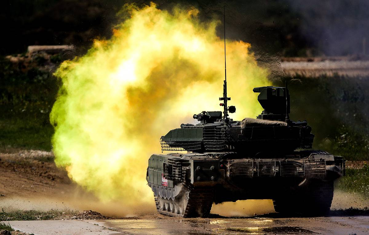 Upgraded T-90M may become Russian Army's main battle tank