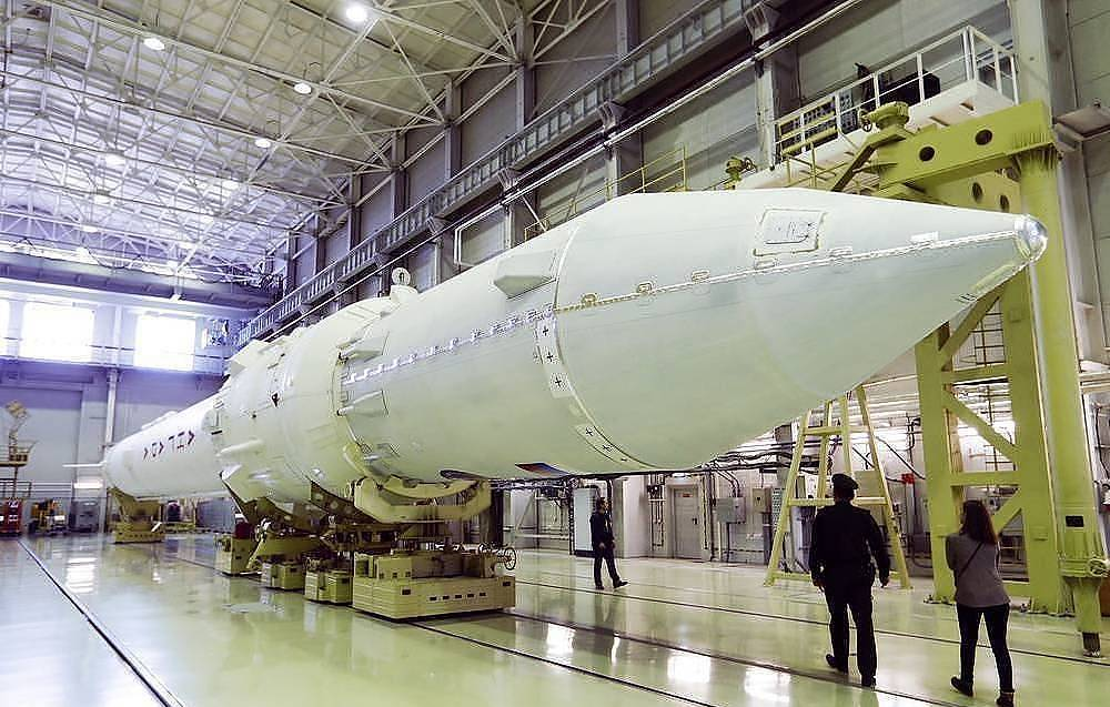 Angara rocket for manned missions to be designed by year-end — source