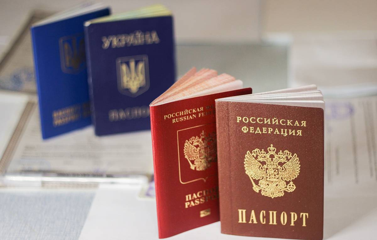 Nearly 40,000 LPR residents received Russian citizenship, say Lugansk officials