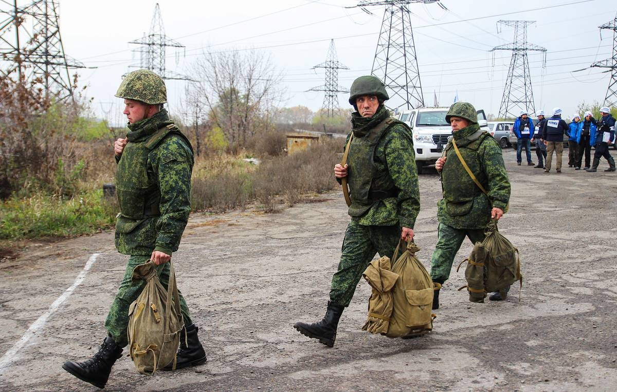 Ukraine rules out further disengagement in Donbass until Normandy Four summit