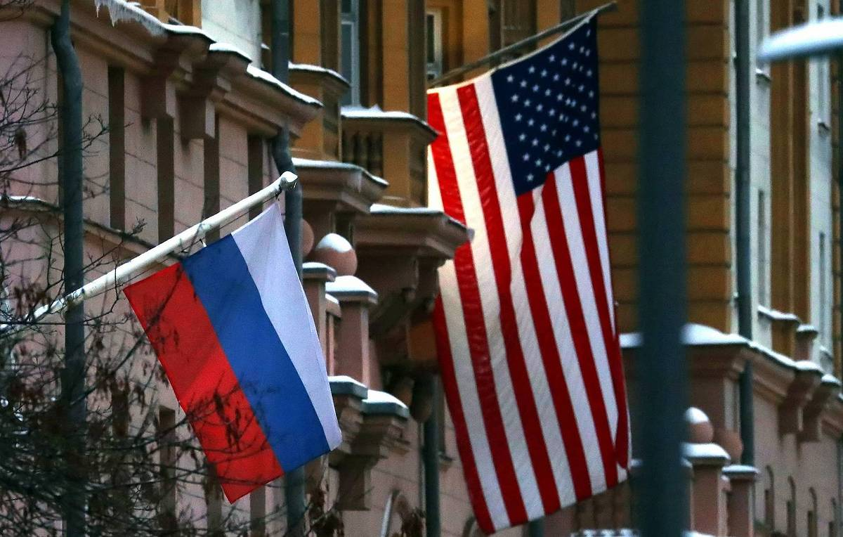 Most Russians remain downbeat on ties with America, poll suggests