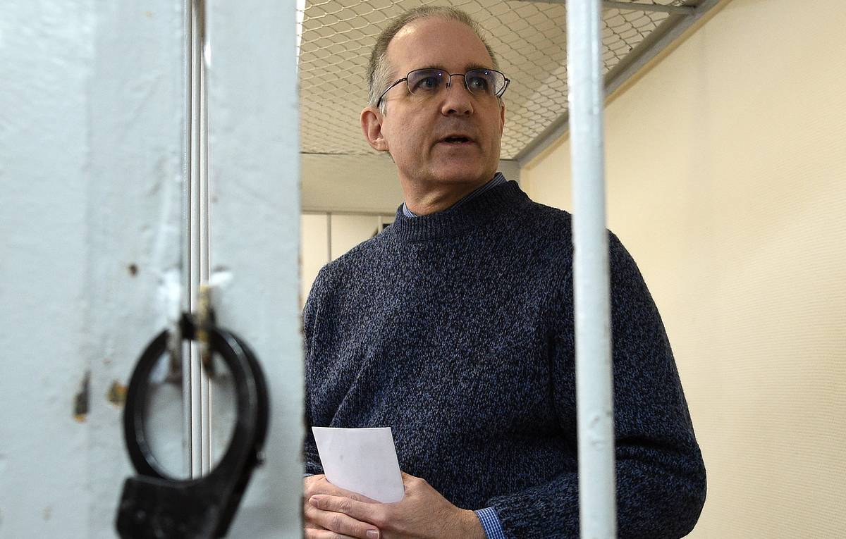 Jailed US national Whelan complains of lack of translation of case materials, says brother
