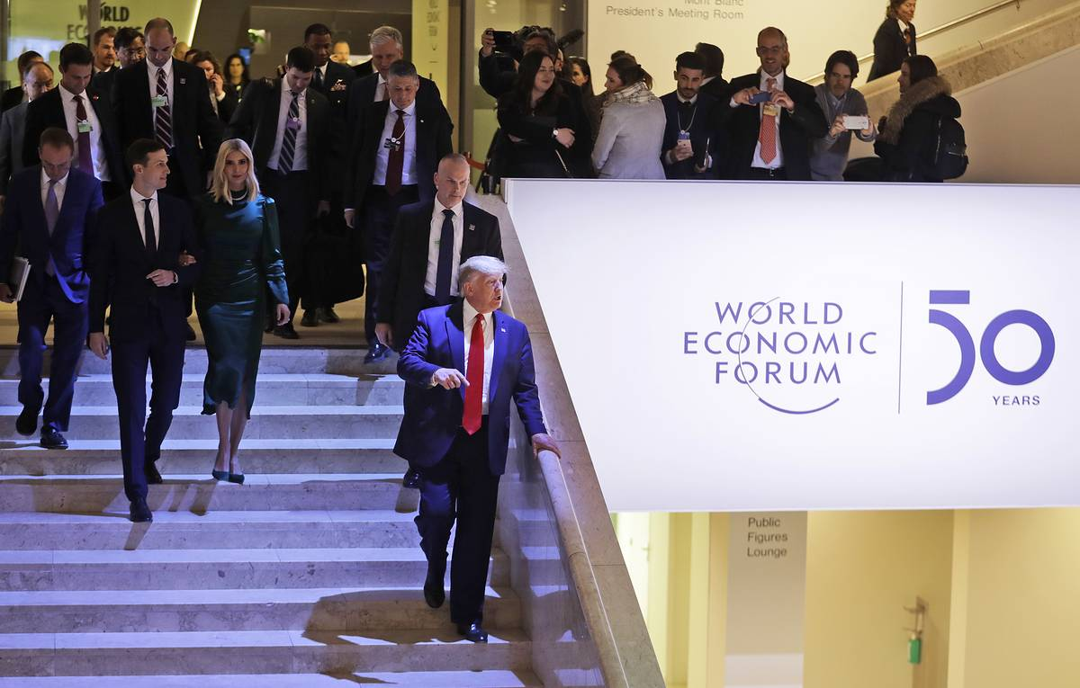 Press review: What Davos 2020 focused on and why Putin asked UNSC members to meet