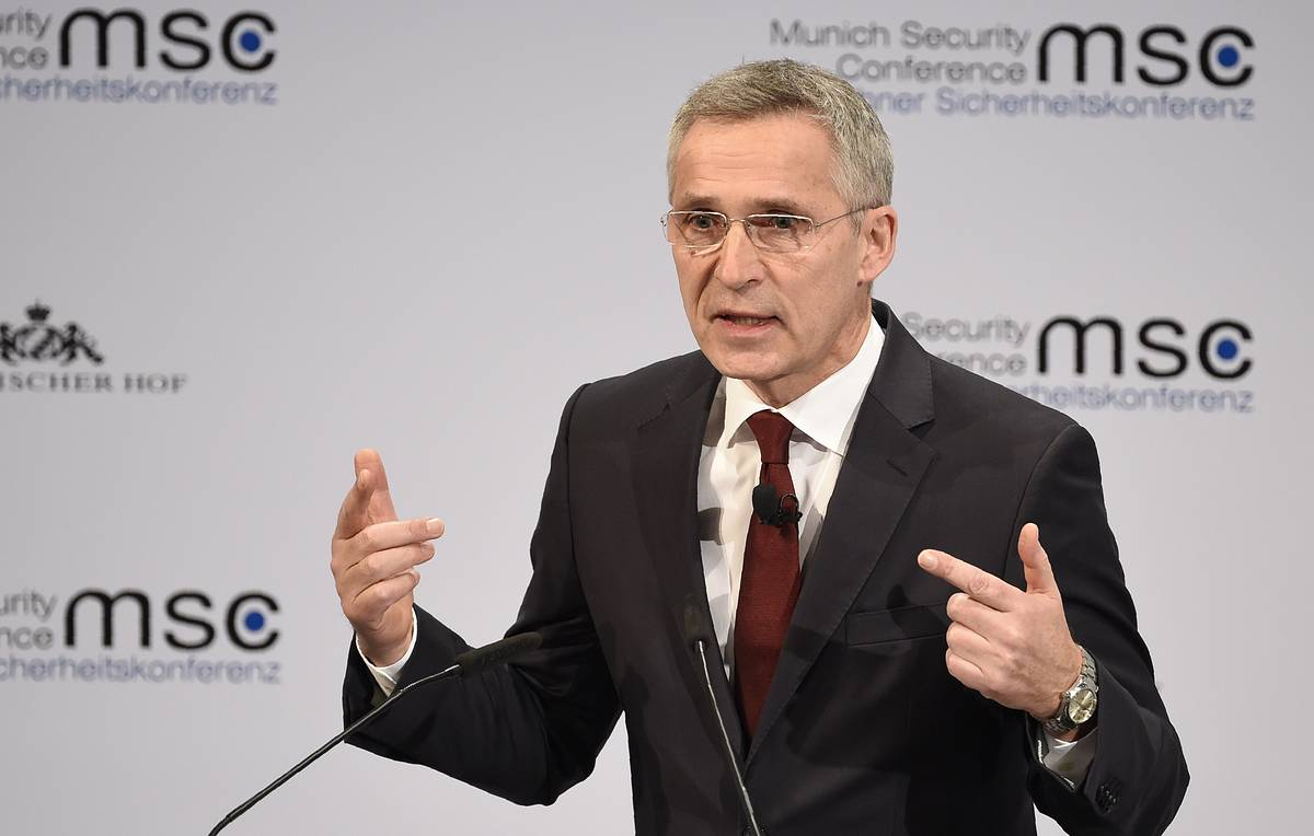 NATO chief was unable to reply to Russia's initiatives, Lavrov comments after Munich talks