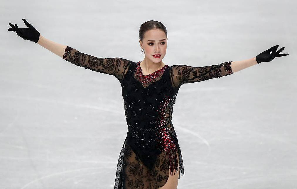 Russia's Figure Skating Olympic Champ Zagitova to join training camp outside Moscow
