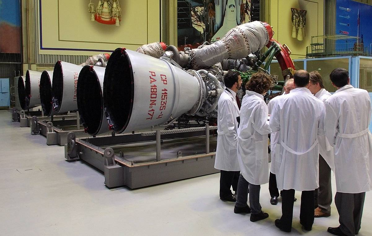Russia hands over last RD-180 rocket engines to US under existing deal