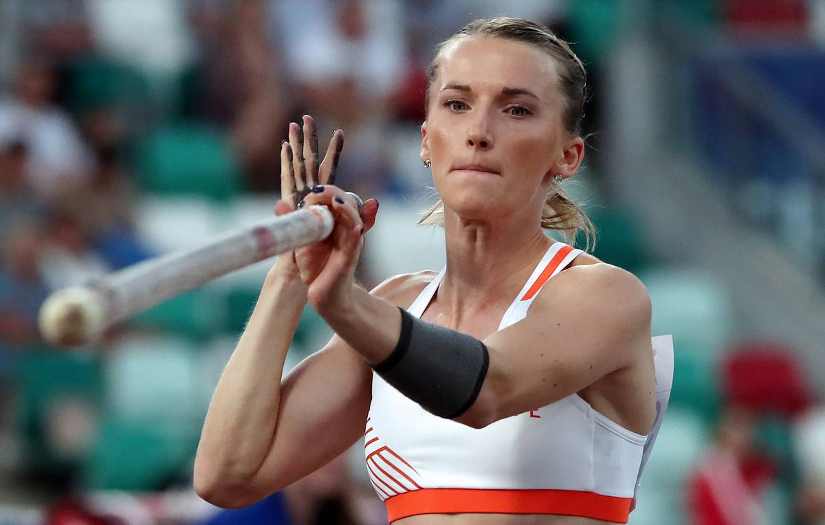 Russian athletes Sidorova, Ivanyuk officially invited to 2021 Diamond League stage in Doha