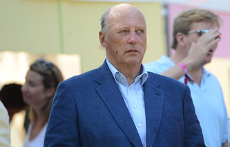 King Harald V of Norway (archive)