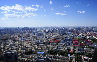 A view of China's Harbin