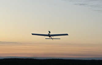 An unmanned aerial vehicle (archive)
