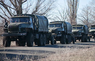 DPR heavy weaponry withdrawal