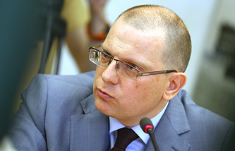 Russian Foreign Ministry Commissioner for Human Rights, Democracy and the Rule of Law Konstantin Dolgov