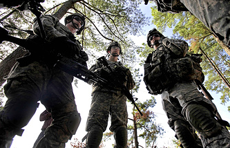 US paratroopers (archive)