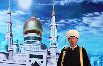 Ravil Gainutdin, the chairman of the Council of Russia's Muftis