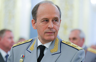 Director of the Russian Federal Security Service Alexander Bortnikov