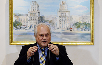 Martin Sajdik, the Special Representative of the OSCE Chairperson-in-Office in the Trilateral Contact Group on the implementation of the peace plan in the East of Ukraine