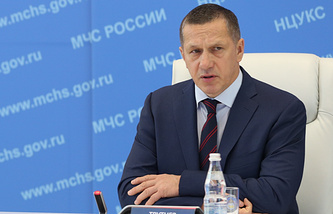 Yury Trutnev, Deputy Prime Minister and presidential envoy to the Far Eastern Federal District