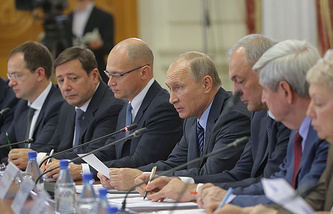 Vladimir Putin said during a session of the Counctil for Inter-ethnic Relations