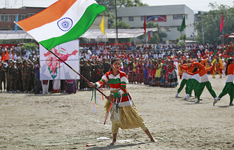 India's Independence Day celebrations