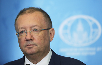 Russian Ambassador to London Alexander Yakovenko