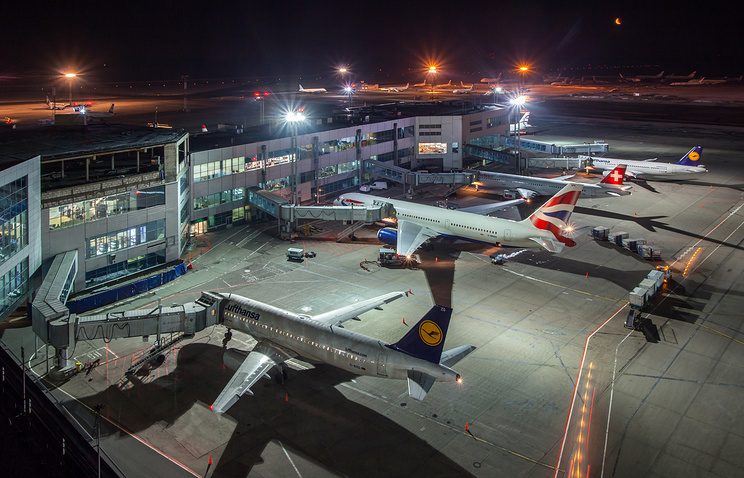 Moscow's International Domodedovo Airport