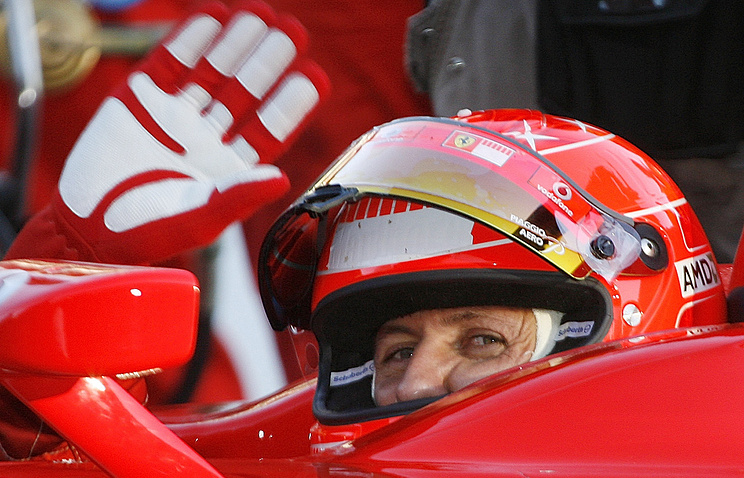 Michael Schumacher (archive)