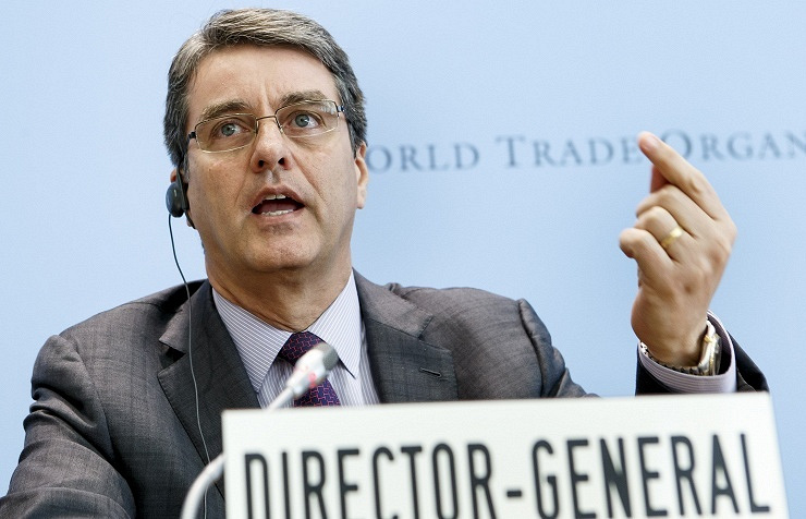 Head of WTO Roberto Azevêdo