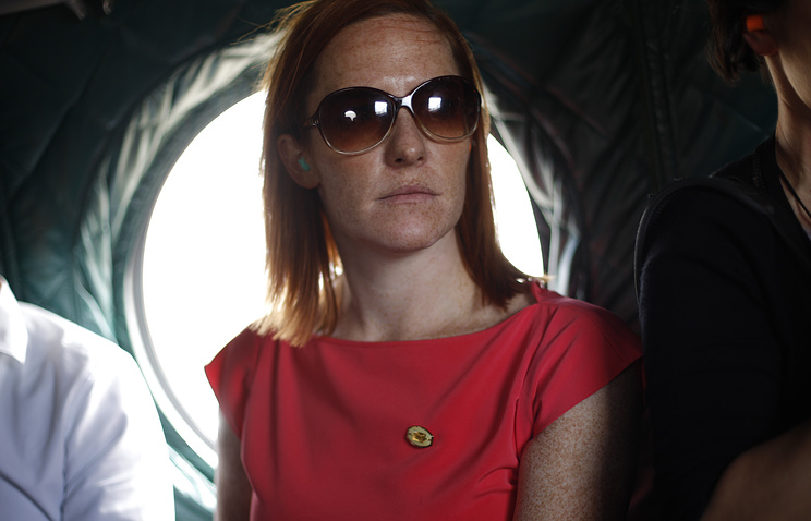 US State Department spokeswoman Jen Psaki said