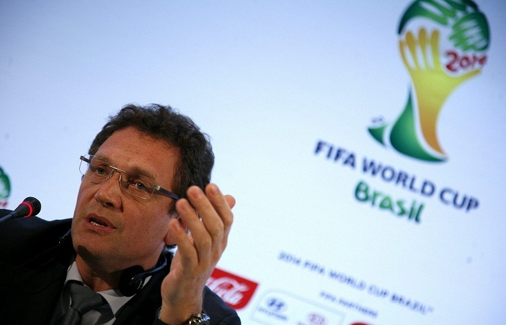 FIFA Secretary General Jerome Valcke