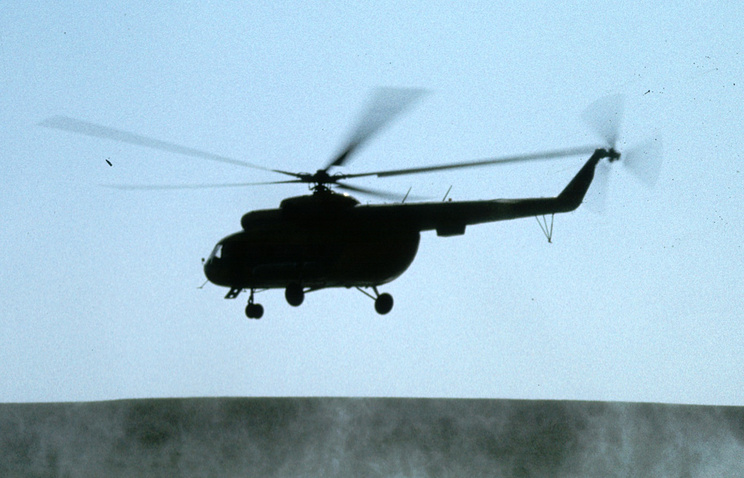 Mi-8 helicopter (archive)