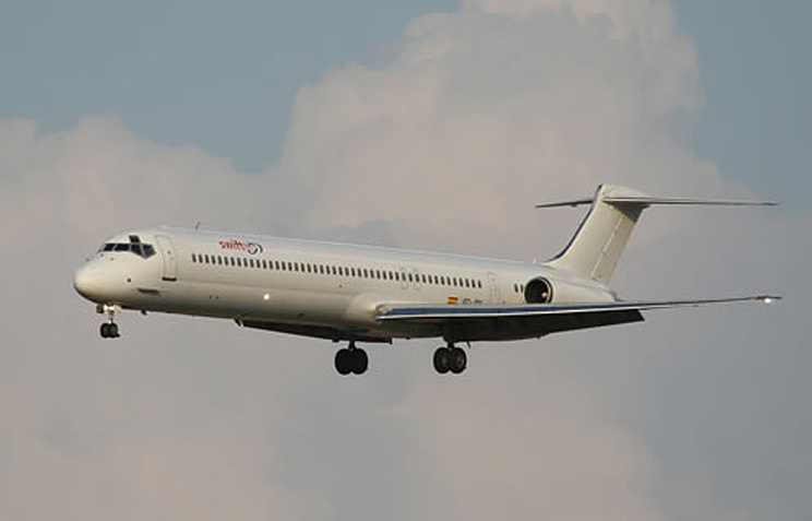 Swiftair McDonnell Douglas MD-83