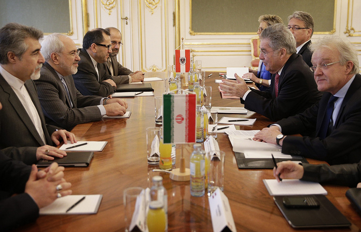 Talks on the Iranian nuclear programme (archive)