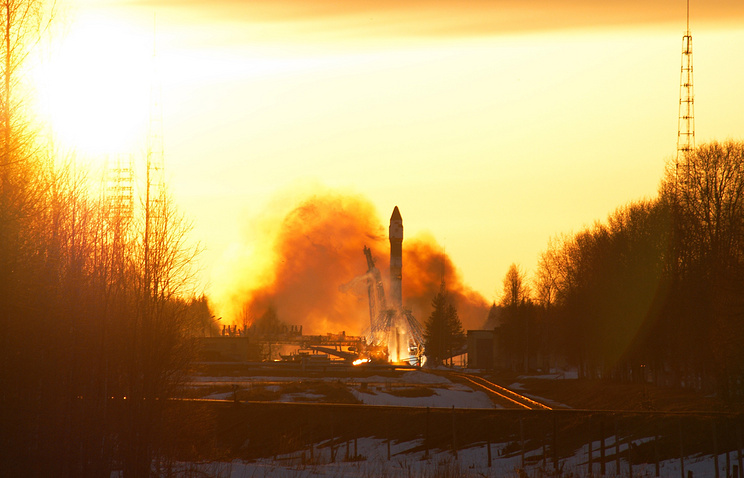 Russian space center Plesetsk