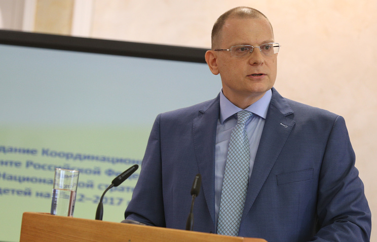 Russian Foreign Ministry's commissioner for human rights Konstantin Dolgov