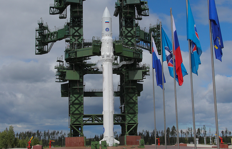 Angara 1.2 carrier rocket