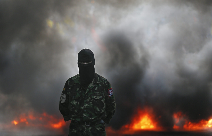 Right Sector member (archive)