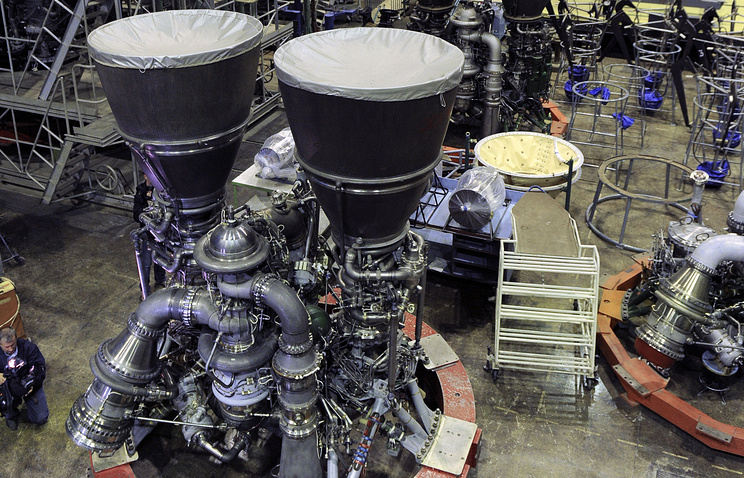RD-180 engines (archive)