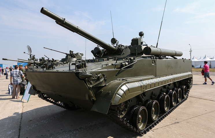BMP-3 infantry combat vehicle