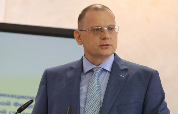 Russian Foreign Ministry's Special Representative for Human Rights, Democracy and the Rule of Law Konstantin Dolgov
