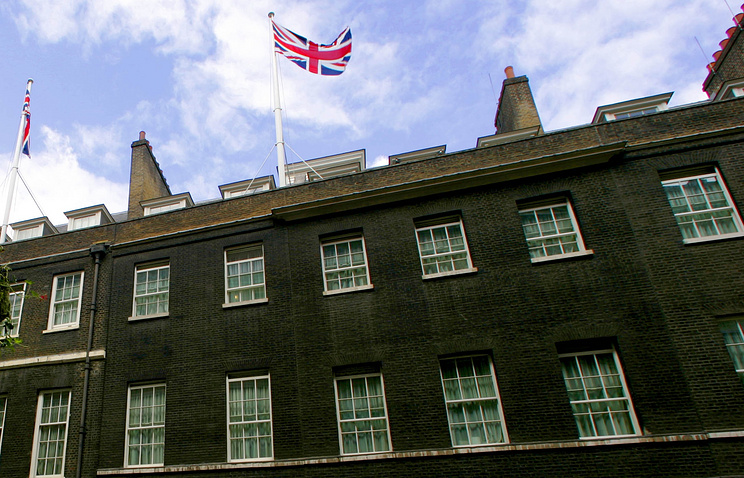 UK's Government headquarters