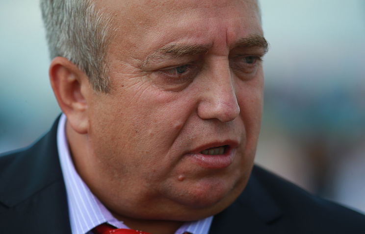 The first deputy chairman of the defense and security committee of Russia's Federation Council upper parliament house Frans Klintsevich