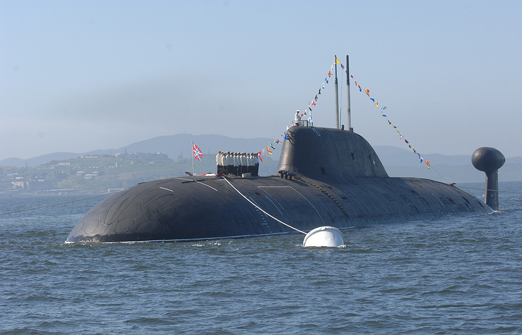Submarine of Project 971